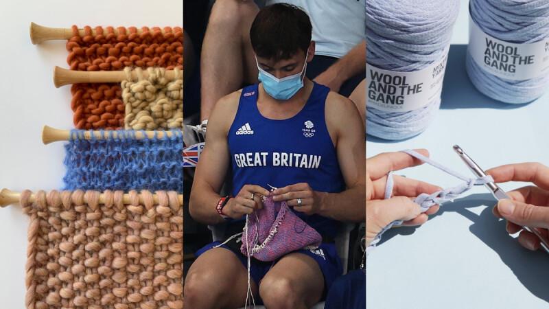 最時髦的英國編織品牌 Wool And The Gang,以現代的設計與材質延續古老的編織技藝