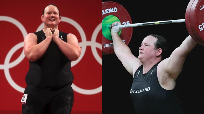 2021東奧熱議!奧運跨性別舉重選手淘汰 她燦笑比愛心:感謝給我愛