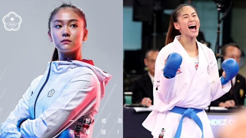 「空手道小清新」文姿云奪下東京奧運銅牌!曾創亞運史上二連霸:「挫折只是過程,如何面對和解決才重要。」