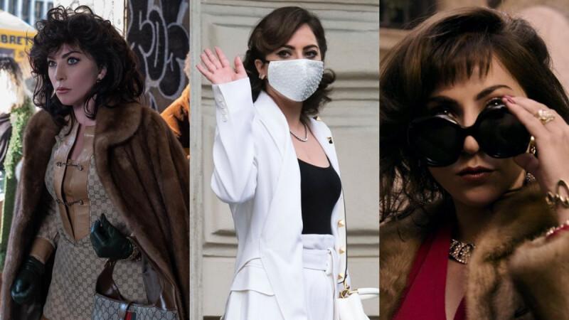 《Gucci:豪門謀殺案》Lady Gaga精彩造型解析!「黑寡婦」冷豔服飾、華美貴婦珠寶首飾完整看