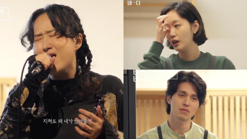 《盼望的大海》一首〈逃亡吧〉、SHINee鐘鉉 創作讓 金高銀、李棟旭 全場爆哭!療癒歌姬 鮮于貞娥 是誰?