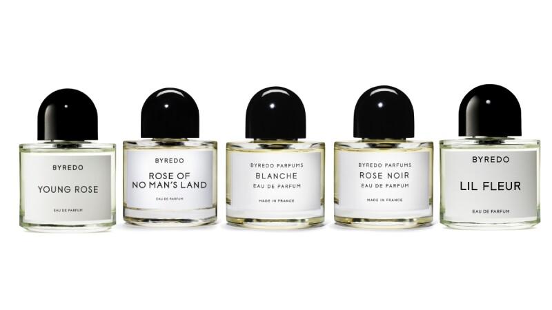 BYREDO原來已經推出5罐玫瑰香水:無人之境、返璞歸真、夜幕玫瑰、初瀾狂花、初生玫瑰淡香精…到底該怎麼挑