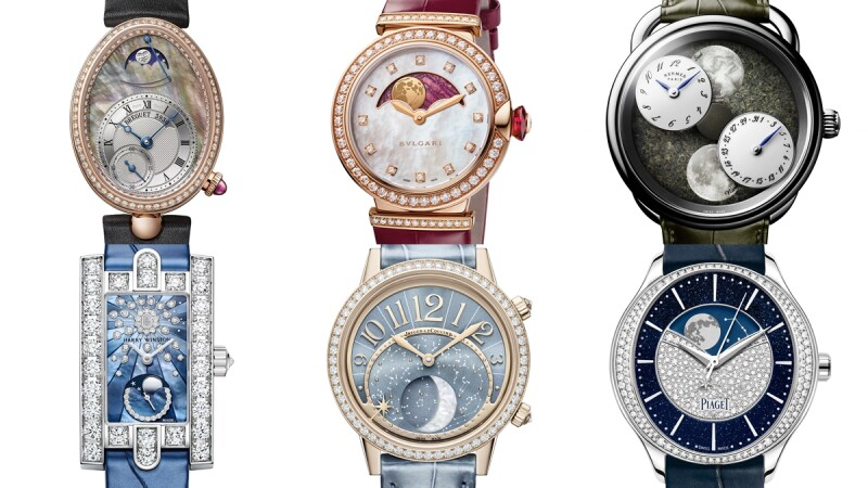 月相錶是什麼?從入門到高階10個品牌手錶推薦、功能原理與知識一篇看懂!│鐘錶小學堂(持續更新
