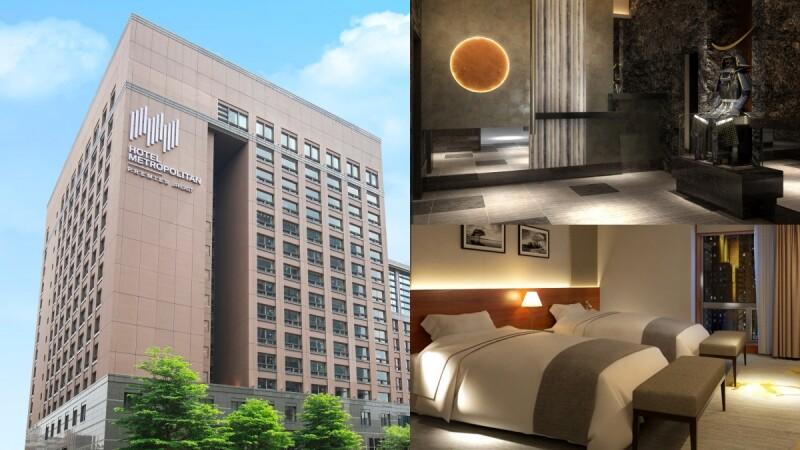 2021新飯店「JR東日本大飯店台北」8/23開幕!288間客房、離捷運站1分鐘、懷石料理等亮點搶先看
