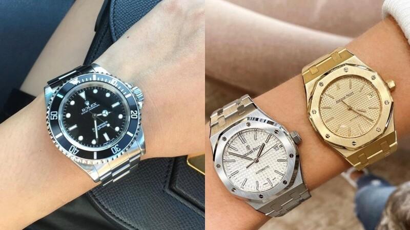 男女都必收的鋼帶運動手錶推薦!Rolex、浪琴、PP、AP等11個品牌入門款