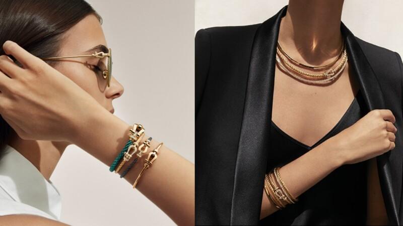 配戴著幸運的象徵,FRED珠寶將奢華融入日常裡!