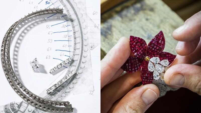 Chanel米色金、Tiffany六爪鑽戒、VCA隱密鑲嵌...11個珠寶品牌經典工藝