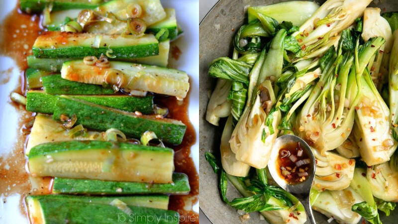 清爽夏日小菜食譜來了!涼拌木耳/涼拌秀珍菇/花生涼拌菠菜/萬用調味醬
