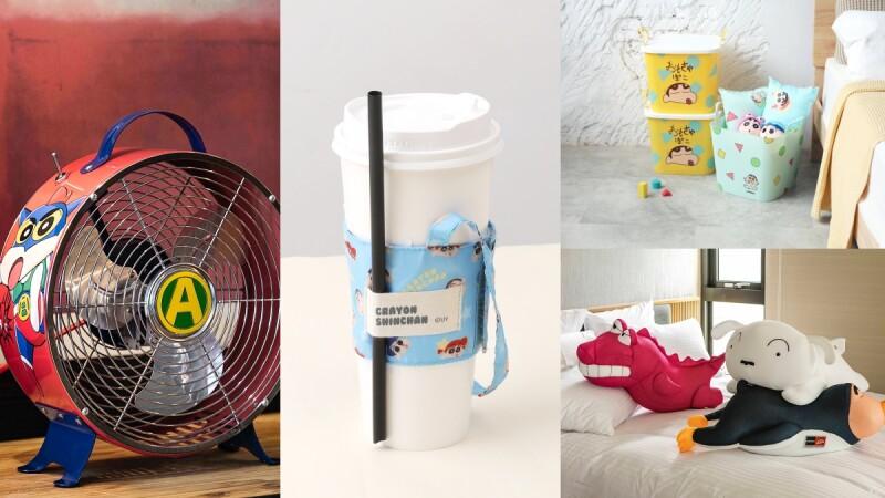 7-11一次集結蠟筆小新、Kitty、LINE FRIENDS、KAKAO FRIENDS超過30款限定商品