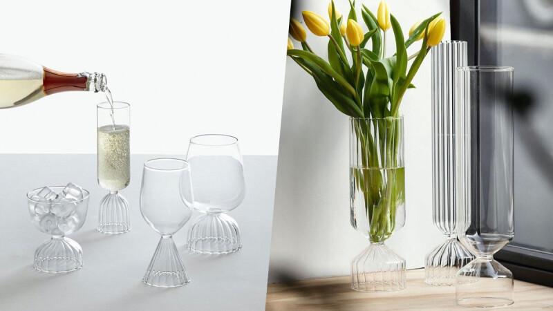 義大利手工玻璃精品 Ichendorf,想像力豐富的設計為你的餐桌加分利器