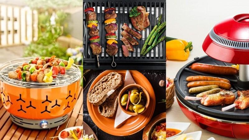 無油煙電烤盤及烤肉爐5款推薦!煎烤料理及煮火鍋一次滿足