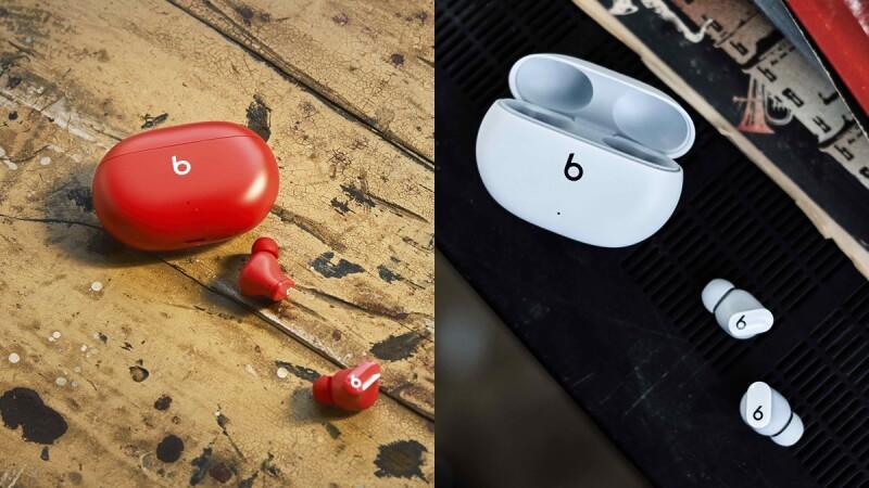 Beats史上最小耳機Studio Buds問世!單隻僅5克,戴整天聽音樂也超舒適