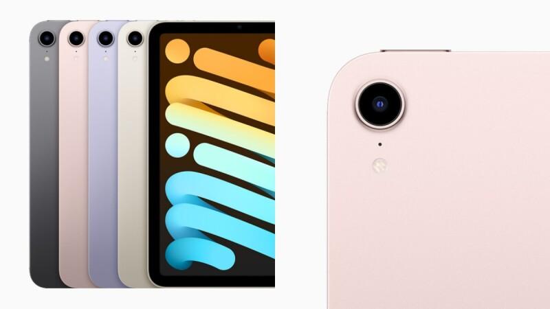 蘋果iPad mini 6亮點總整理!台灣價格及全新相機功能一次看