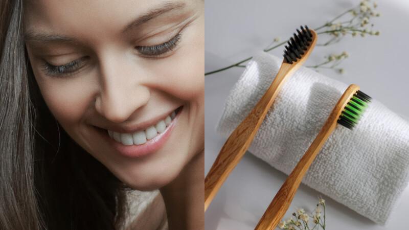 疫情期間不敢看牙醫,專家教妳如何居家美牙護齒!同場加映居家牙套清潔大絕招!