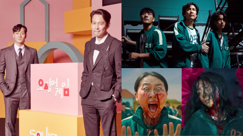 Netflix 19禁生存戰《魷魚遊戲》將上線!李政宰、朴海秀、孔劉廝殺,導演強烈呼籲「不準爆雷!」