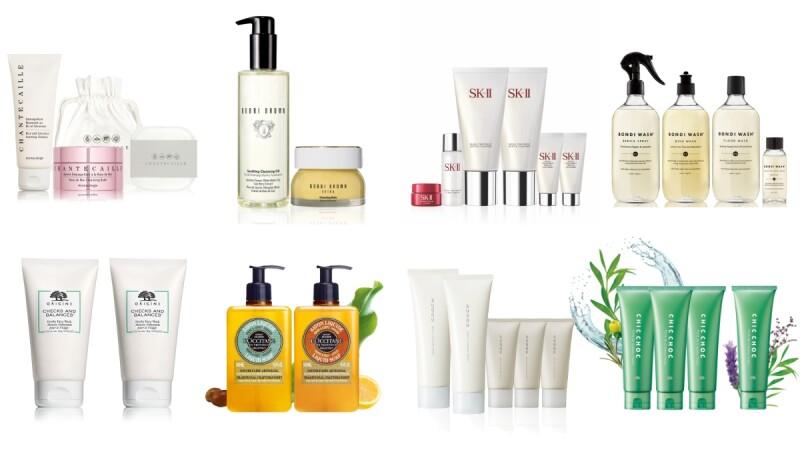 2021週年慶「清潔保養」推薦!超級實用的洗臉、洗手、洗身體組合