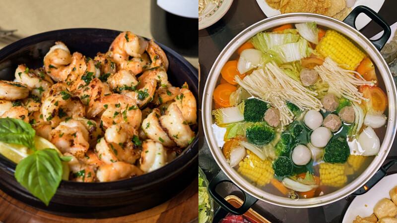 """鮮美低脂高蛋白料理!超美味的""""蝦仁金針菇豆腐煲""""食譜來了!"""
