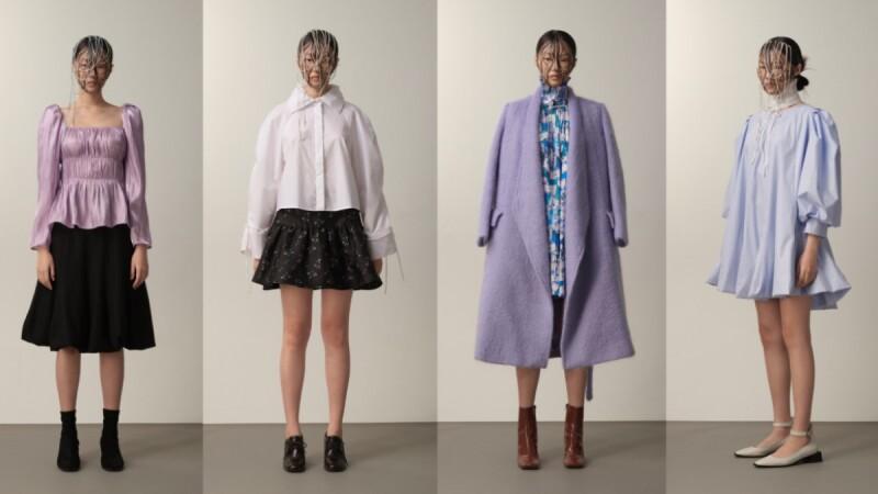 備受矚目的臺灣服裝設計新秀—alufai ,成人童話概念的秋冬新作設計靈感,引領妳進入暗黑浪漫的奇趣世界!