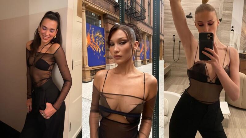Nensi Dojaka英國新秀設計師!Bella Hadid、Dua Lipa都愛她,時尚圈的最新焦點