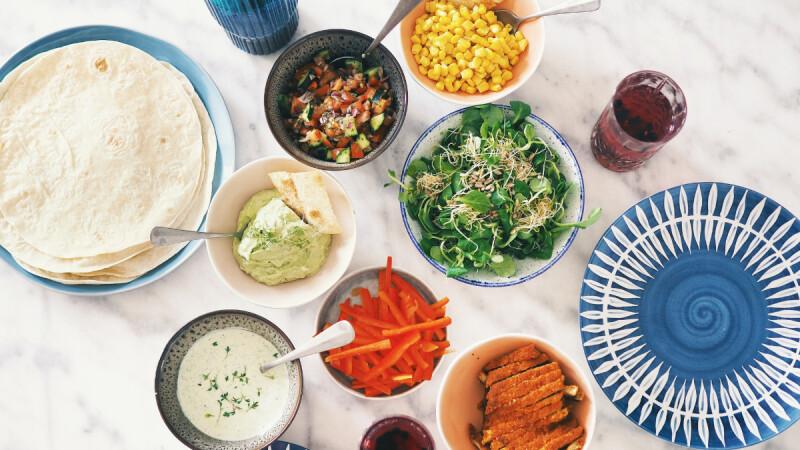 早餐就做它!5分鐘新手村Taco食譜,高纖高蛋白、低脂還低卡路里!