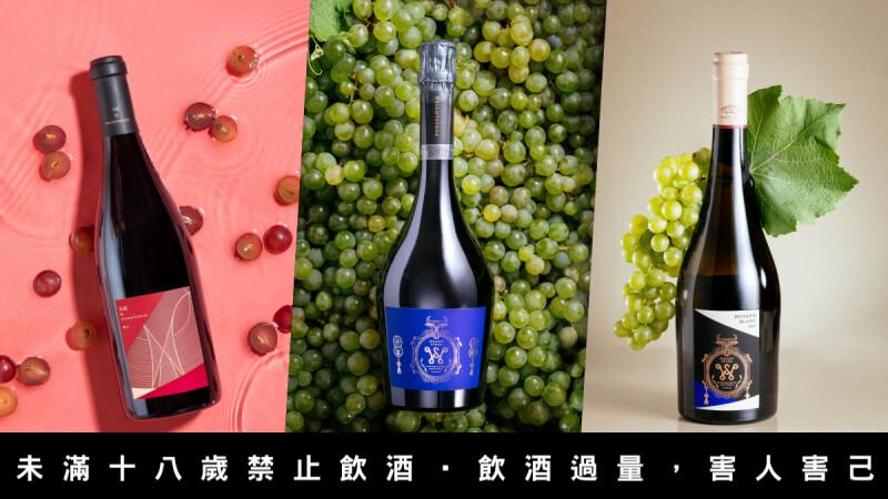 新鮮上市!威石東酒莊2021秋季新酒登場,醞釀出道地的台灣風土滋味