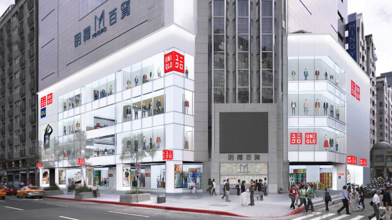Uniqlo把東區明曜店升級成Uniqlo Taipei全球旗艦店,必朝聖5大亮點搶先帶你看
