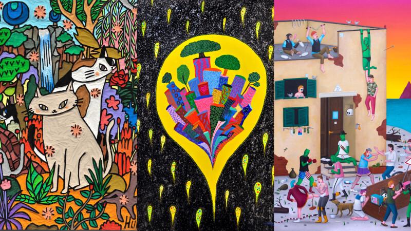 疫情時代下的藝術博覽會先驅 2021 ART FORMOSA福爾摩沙國際藝術博覽會