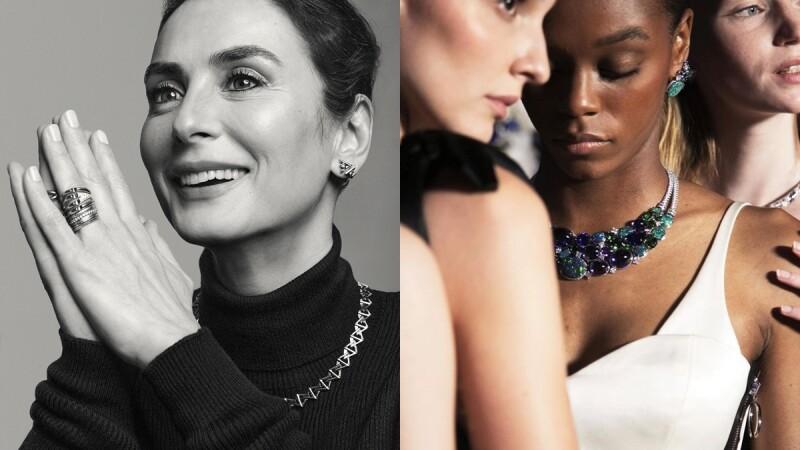 獨家專訪 Louis Vuitton珠寶鐘錶藝術總監與《Bravery》最新頂級系列