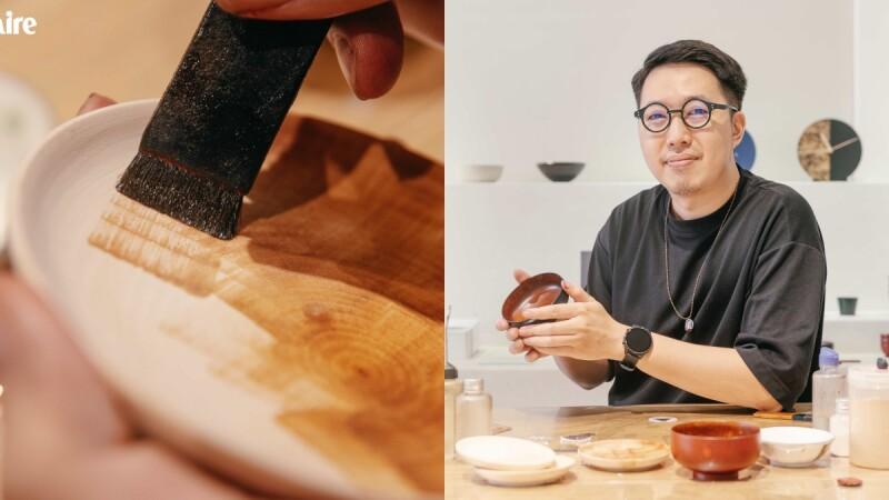 【專訪】光山行「賴信佑」透過漆藝讓家族的故事延續下去