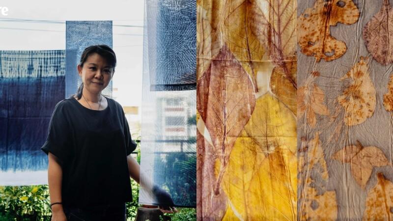 【專訪】大地工作坊「林潔怡」將生活渲染成一首繽紛的詩
