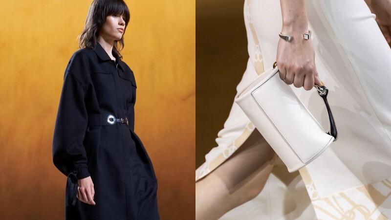 2022春夏巴黎時裝週 Hermès又有2個新包款問世,大秀驚喜彩蛋讓人好羨慕