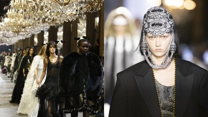 2022春夏巴黎時裝週|LV大秀變成古典蒙面舞會,誇張裙撐、魚口短靴、華麗頭盔…5大亮點帶你看