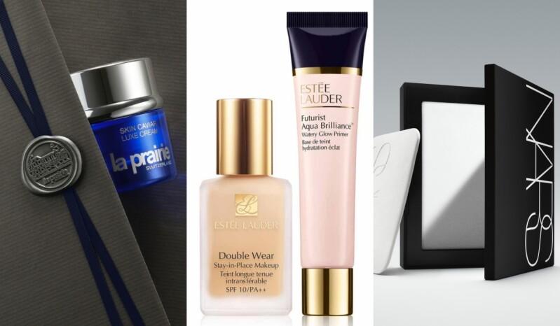 10月美妝保養網購優惠:La Prairie、雅詩蘭黛、NARS、瑰柏翠、綠藤生機