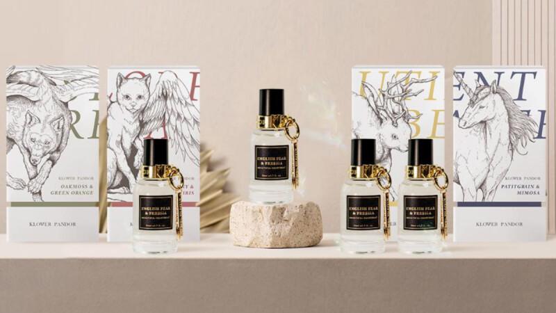 無可取代 的極致香氛 「 奇珍異獸香水系列 」, 獨一無二,奢華登場!