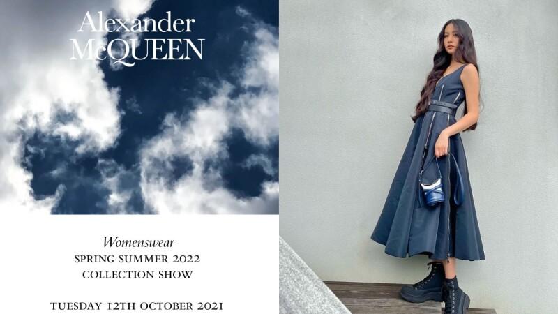 2022春夏倫敦時裝週|Alexander Mcqueen時裝大秀直播線上看!將在10/12晚上8點登場