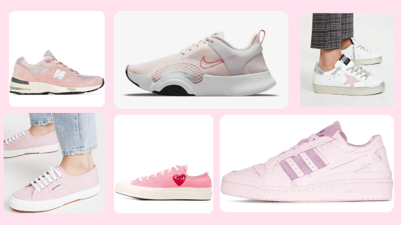 NIKE、Asics慢跑鞋立減千元!精選10雙夢幻粉色系球鞋,穿出妳的2021 Pink Run Style!