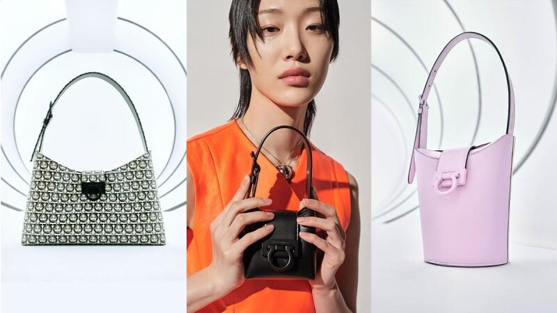Salvatore Ferragamo推出全新TRIFOLIO包款系列,塑造全新時尚潮流