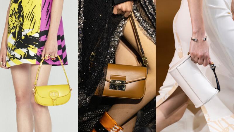 2022春夏巴黎時裝週 簡約大勢來臨,盤點Dior、LV、愛馬仕、Chanel…十大品牌新包報到