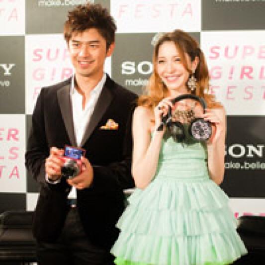 日本超模VS.台灣人氣明星齊聚「SUPER GIRLS FESTA最強美少女盛典」
