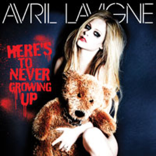 艾薇兒Avril Lavigne未婚夫加持 全新單曲Here's To Never Growing Up新歌轟全球!