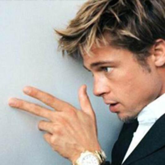 痞子型男 布萊德彼特 (Brad Pitt) 青澀到成熟的超凡魅力