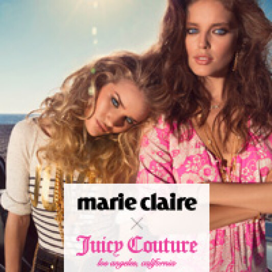《Marie Claire Style Salon》Juicy Couture繽紛洛杉磯風格