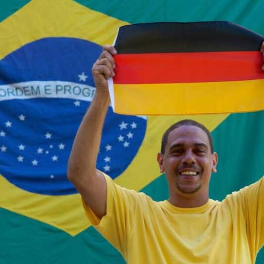 德國隊值得冠軍嗎?那個月他們為巴西所做的一切……