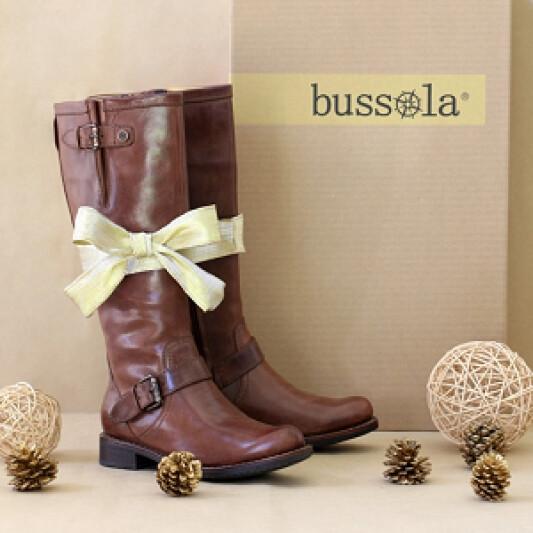 品味聖誕最佳精選 義大利手工精製鞋款Bussola