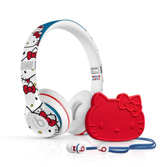 潮人都愛的耳機絕對不簡單 Beats聯名Hello Kitty可愛滿點