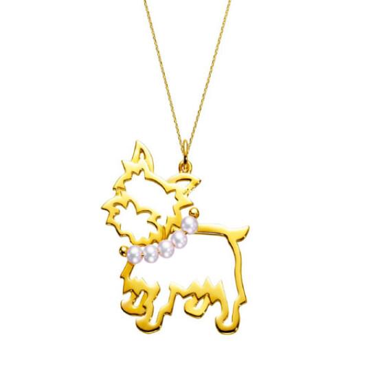 小動物們也來湊一腳 TASAKI羊年珠寶童趣可愛