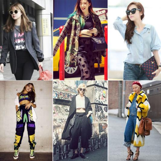 時尚指標不是只有孔孝真、Jessica!6位一定要知道的韓國超時髦Style Icon