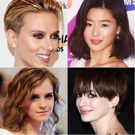 誰說短髮沒有女人味?8款連女神都愛的短髮
