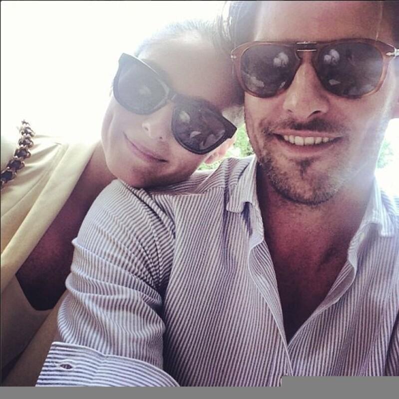 週日都要閃!超級名媛Olivia Palermo與老公instagram小確幸!