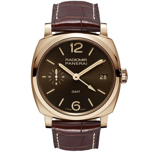 全新Radiomir 1940 腕錶登場,精妙與高超工藝的優雅結合!